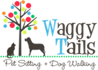 Waggy Tails Pet Sitting|Dog Walking|Knoxville